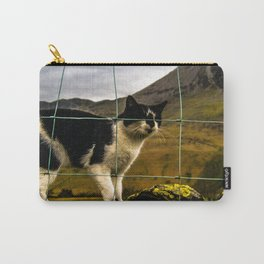 Cat scratch Carry-All Pouch