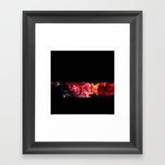 Peripheral Framed Art Print