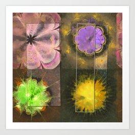 Bastiment Concord Flower  ID:16165-003155-40511 Art Print