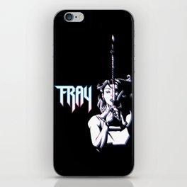 Fray the Lurk Slayer iPhone Skin