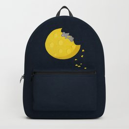 """If I could take a mouse to the moon…"" Backpack"