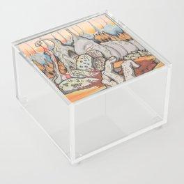 Stay Hungry Acrylic Box