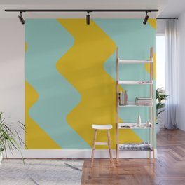 Electric Water Wall Mural