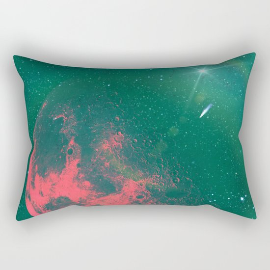 Cosmic Race. Rectangular Pillow