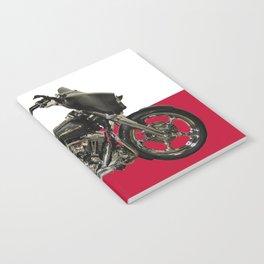 Lone Star Biker Notebook