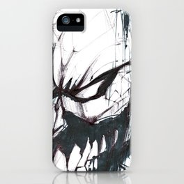 Futuristic Cyborg 2 iPhone Case