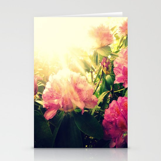 Rhododendron Resplendent Stationery Cards
