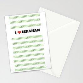 I Love Isfahan Stationery Cards