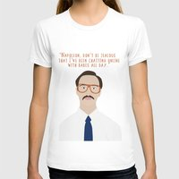 napoleon T-shirts featuring Napoleon Dynamite by Shop Sarah Alyson