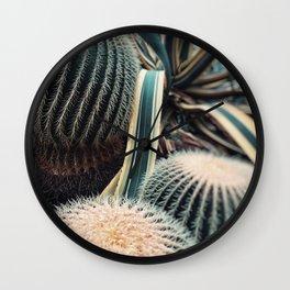 Desert Vibes Wall Clock