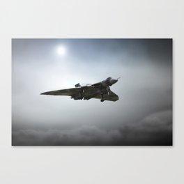 Vulcan Inbound Canvas Print