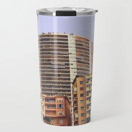 Palaces and skyscrapers of Montecarlo Monaco Travel Mug