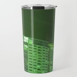 Green latern Travel Mug