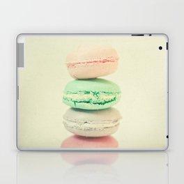 Four Macarons Laptop & iPad Skin