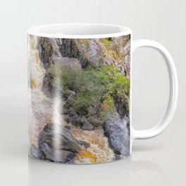 Waterfall in the rainforest Coffee Mug