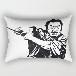 Toshiro Mifune//Yojimbo Rectangular Pillow