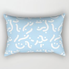 Curvers/ lines/ runners Rectangular Pillow