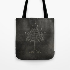 Lord of the Rings: Tree of Gondor Tote Bag