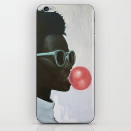 How far is a light year? iPhone Skin