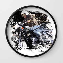 Triumph Bonneville  Wall Clock