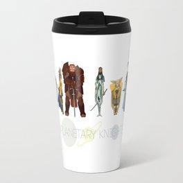 Planetary Knights Travel Mug