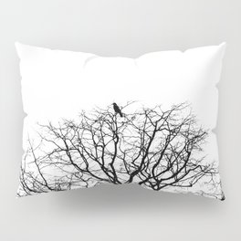 The Crow Pillow Sham