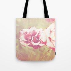 roses of the setting sun Tote Bag