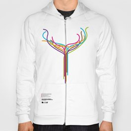 SF Against Stupidity*   Lines Hoody