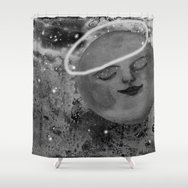 In the Stardust of a Dream Shower Curtain
