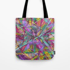 COLOR WINTER MOOD Tote Bag