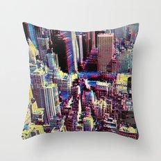 EPICENTER Throw Pillow