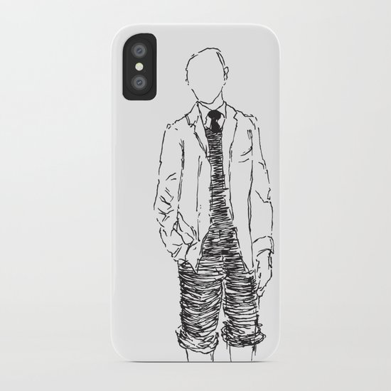 Standing is Fun iPhone Case