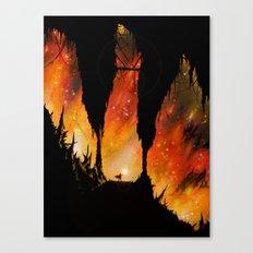 Sammath Naur Canvas Print