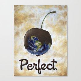Perfect Canvas Print