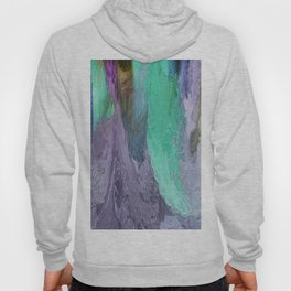 413 - Abstract Colour Design Hoody