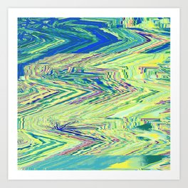 New Sacred 13 (2014) Art Print