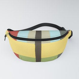Geo Two Fanny Pack