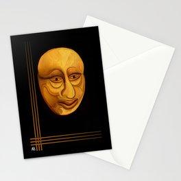 midas by rafi talby Stationery Cards