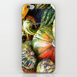 Squashed Together iPhone Skin