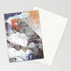 Beardless Woods Stationery Cards