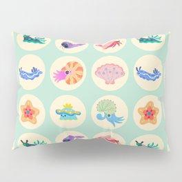 Hermit crab & starfish Pillow Sham