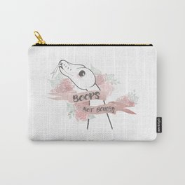 Boops Not Bombs - Snek 2016 Carry-All Pouch