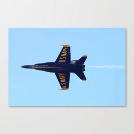 Blue Angels #6 Canvas Print