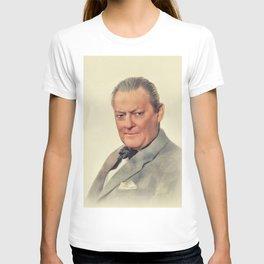 Lionel Barrymore, Vintage Actor T-shirt