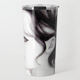 Brigitte Bardot Travel Mug