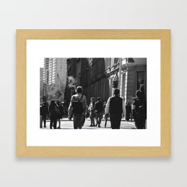 Go Places Framed Art Print