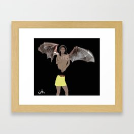 SEXY MANANANGGAL Framed Art Print