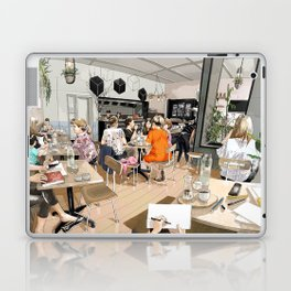 Coracle Cafe Laptop & iPad Skin