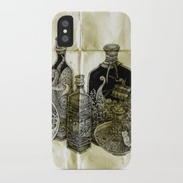 sea witch's cabinet iPhone Case