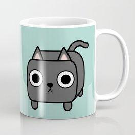 Cat Loaf - Grey Kitty Coffee Mug